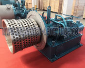 Salt Separation Centrifuge / 2 Stage Pusher Centrifuge For Salt Dewatering