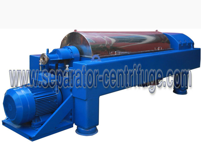 Sludge Dewatering Wastewater Treatment Plant Equipment ,  Decanter Centrifuge