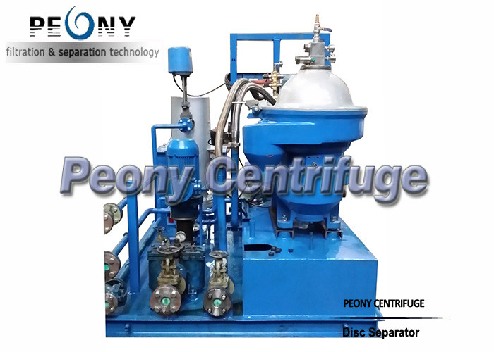 Automatic Vertical Disc Stack Centrifuges Separator